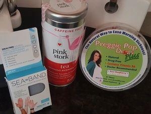 Morning sickness relief bundle